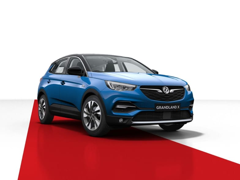 Vauxhall Grandland X Low Monthly Payment
