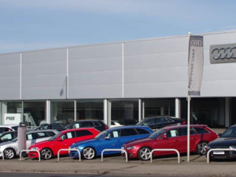 Approved Audi Dealership In Halesowen Official Dealers