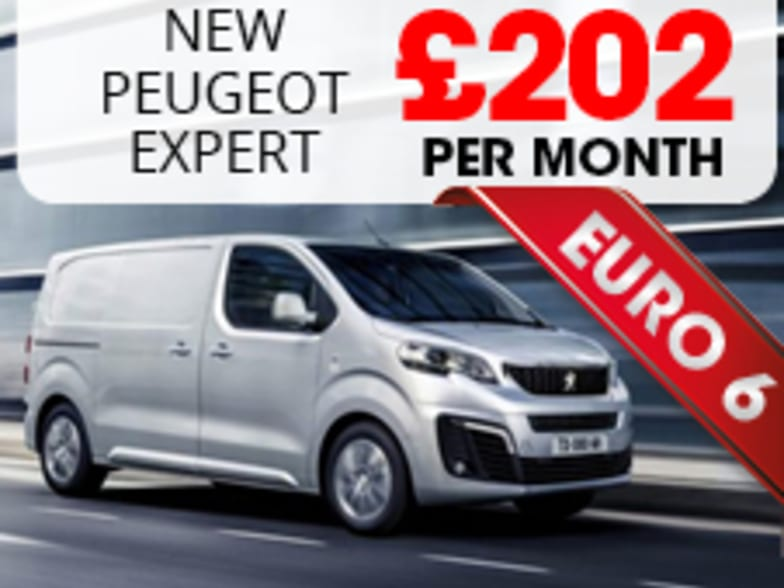 afd96ae57df5c4 Peugeot Expert Euro 6 Finance Lease