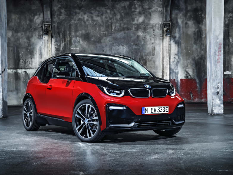 New Bmw I3 And I3s Unveiled