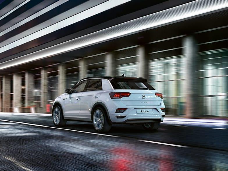 The Volkswagen T Roc Lookers Volkswagen
