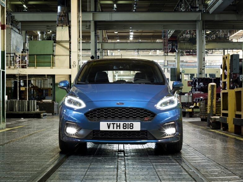 New Ford Fiesta ST Unveiled | Birchwood Ford