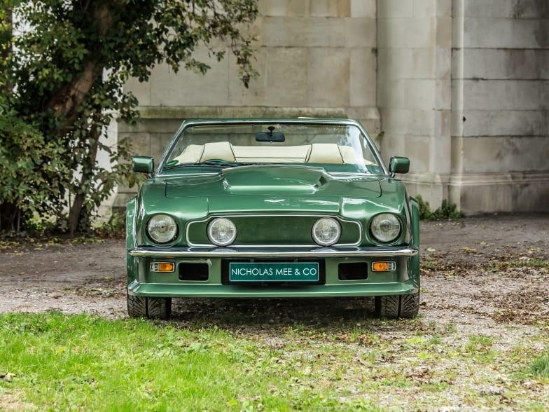 Aston Martin V8 Vantage Volante For Sale Nicholas Mee Co