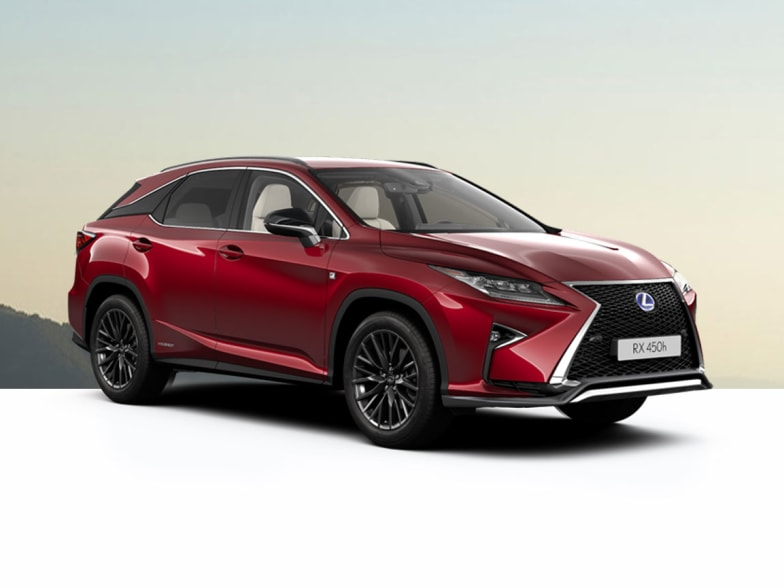 New Lexus Rx >> Discover The New Lexus Rx 450h Takumi Offer