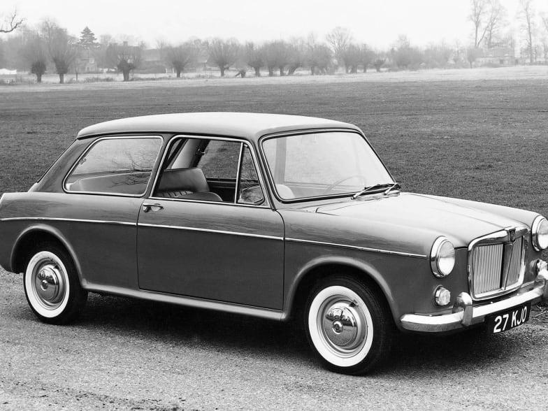 Historical Timeline   MG Motor
