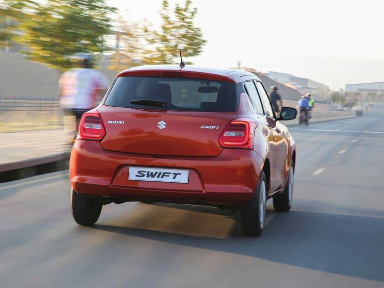 Swift Hatch | Suzuki South Africa