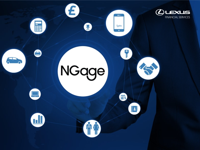 Lexus Financial Services >> Lexus And Toyota Financial Services Launch New Ngage System