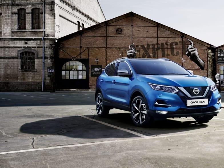 Nissan Qashqai | Tech Advanced SUV | Crayford and Abbs
