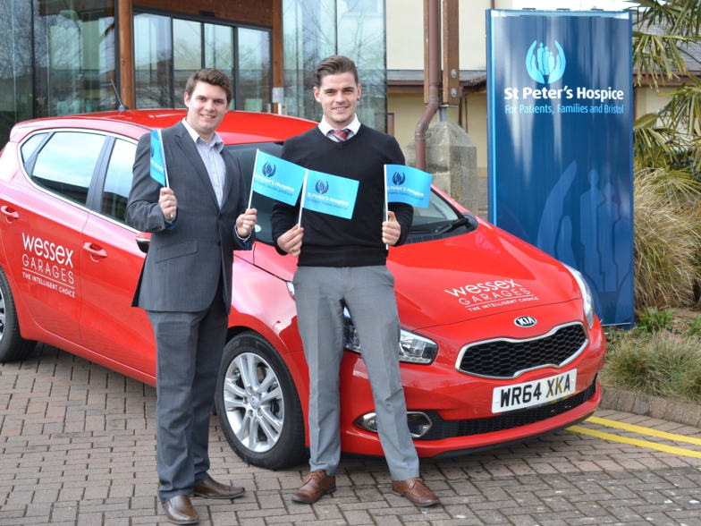 Bristol Charity Drives Off With Our Support Bristol Gloucester