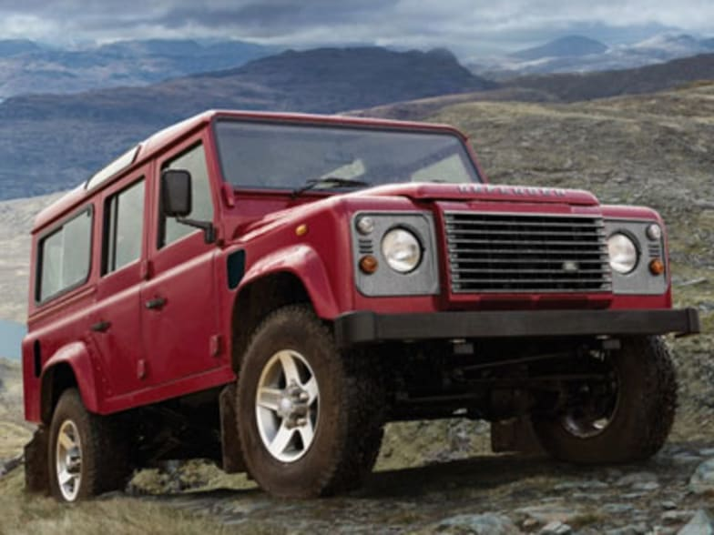 Defender | Ludlow & Aberystwyth | Shukers Land Rover
