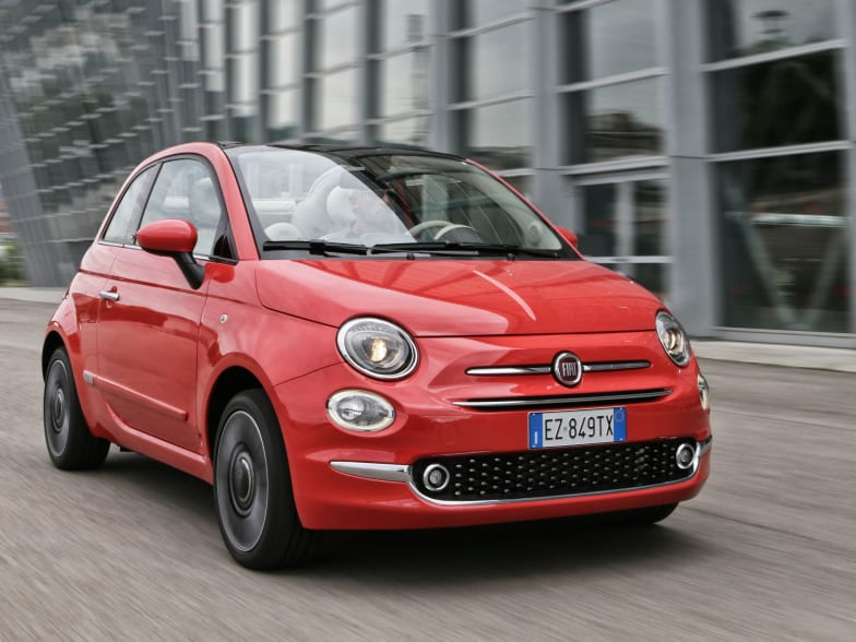 New Fiat 500c Chester Cheshire Swansway Fiat
