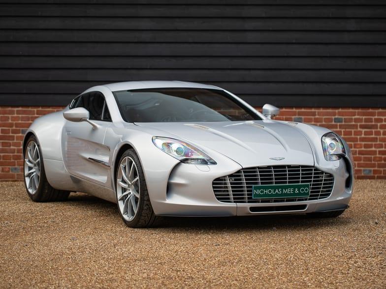 Aston Martin One 77 For Sale Nicholas Mee Co