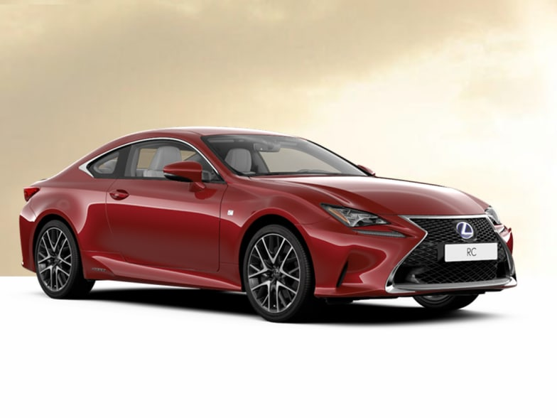 Lexus F Sport >> Discover The New Lexus Rc 300h F Sport Offer
