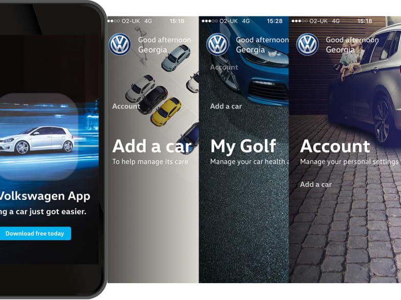 My Volkswagen App | Robinsons Volkswagen