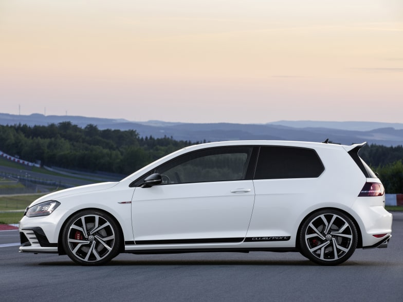 Meet The New Volkswagen Golf Gti Clubsport Edition 40