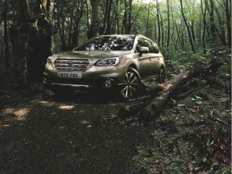 Subaru Outback available at Maidstone Subaru