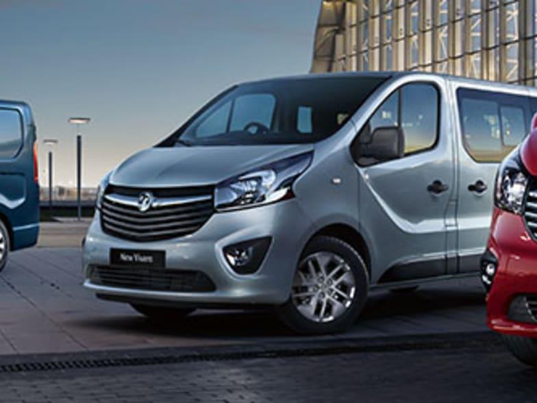 292a1a9dd5 New Vauxhall Vivaro Offers
