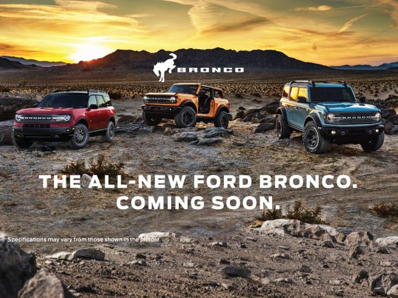 Bronco Uae Al Tayer Motors Ford