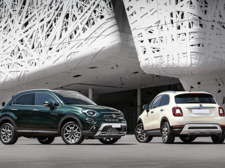 Fiat 500X Crossover >> Facelifted Fiat 500x Crossover Price Specs And Latest News