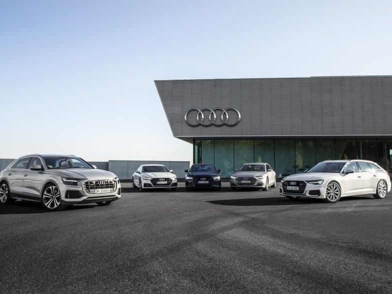 West London Audi | Sytner Group Limited