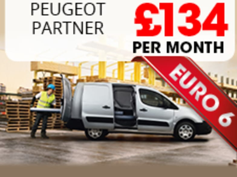 323988cb43dfc1 Peugeot Partner Euro 6 Finance Lease
