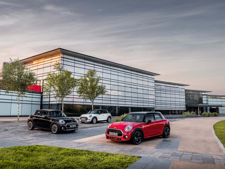 Williams Group Mini Uk Three New Distinctive Styles Introduced