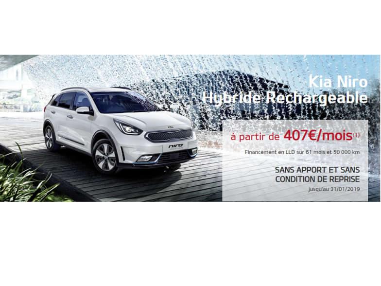 Kia Niro Hybride Rechargeable Dans Vos Concessions Kia Nice Riquier