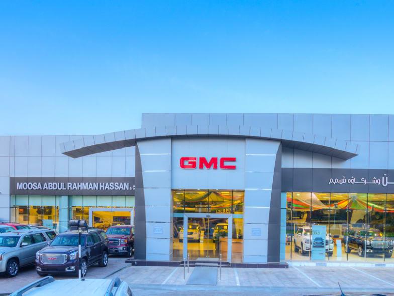 Muscat | Oman | Moosa GMC
