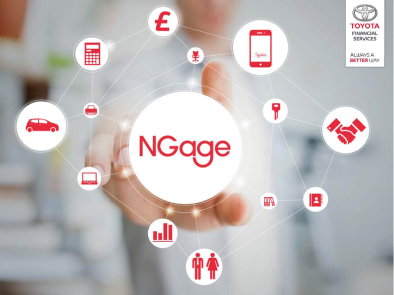 Lexus Financial Services >> Toyota And Lexus Financial Services Launch New Ngage System For