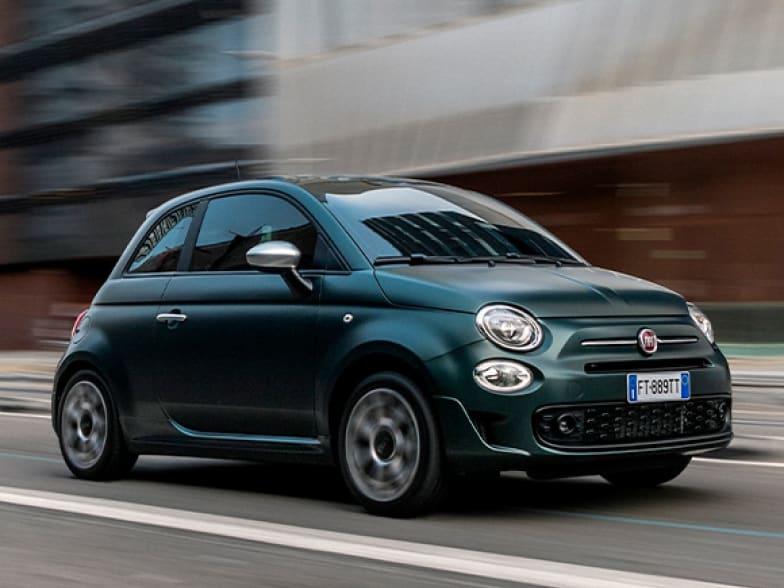 New Fiat 500 Star Rockstar Johnsons Fiat