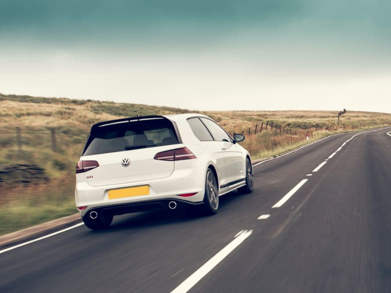 A Day With The Volkswagen Golf Gti Clubsport Edition 40