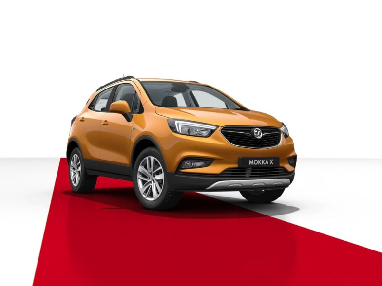 Vauxhall Mokka X Low Monthly Payment