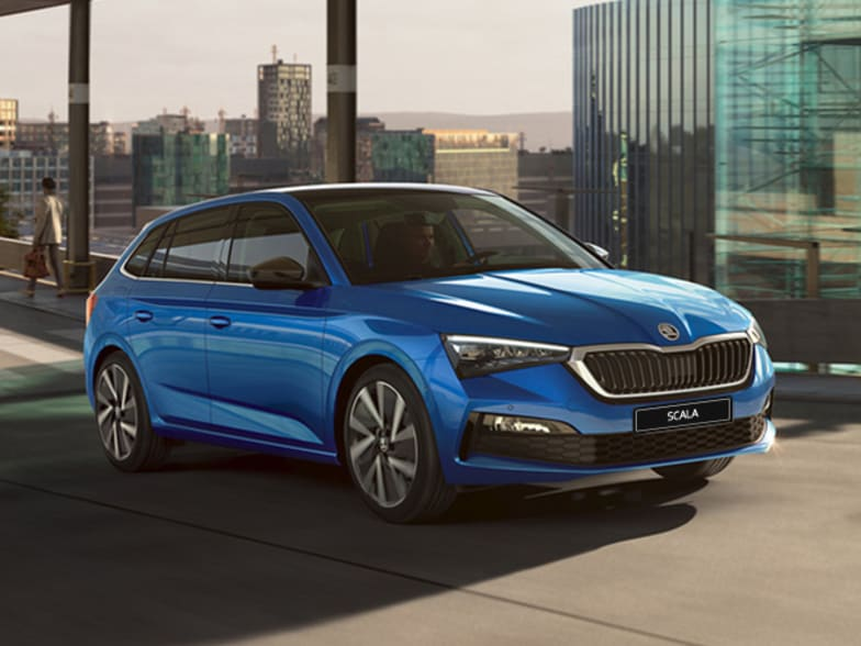 Discover the All-New ŠKODA SCALA Hatch Offer