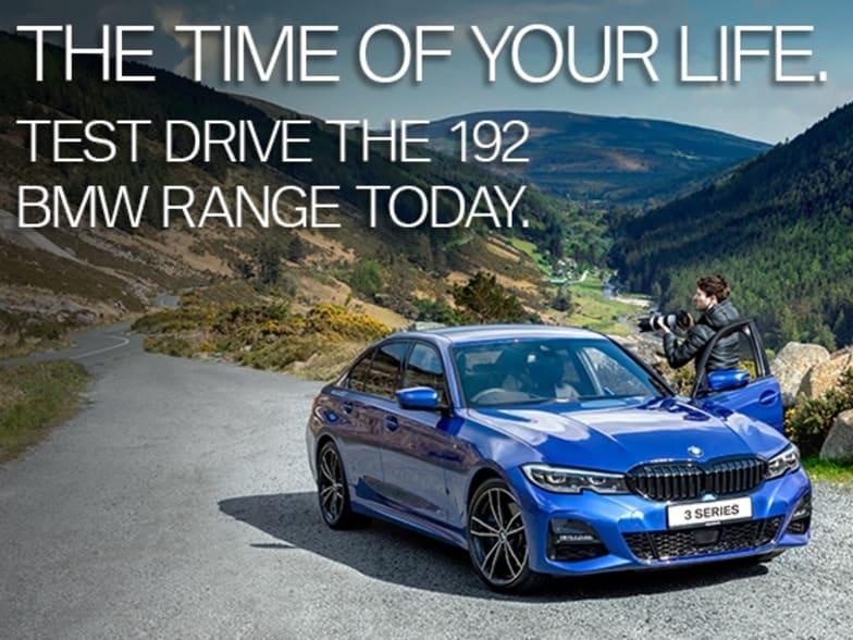 BMW Car Dealership Dublin Ireland | New & Used BMW Cars