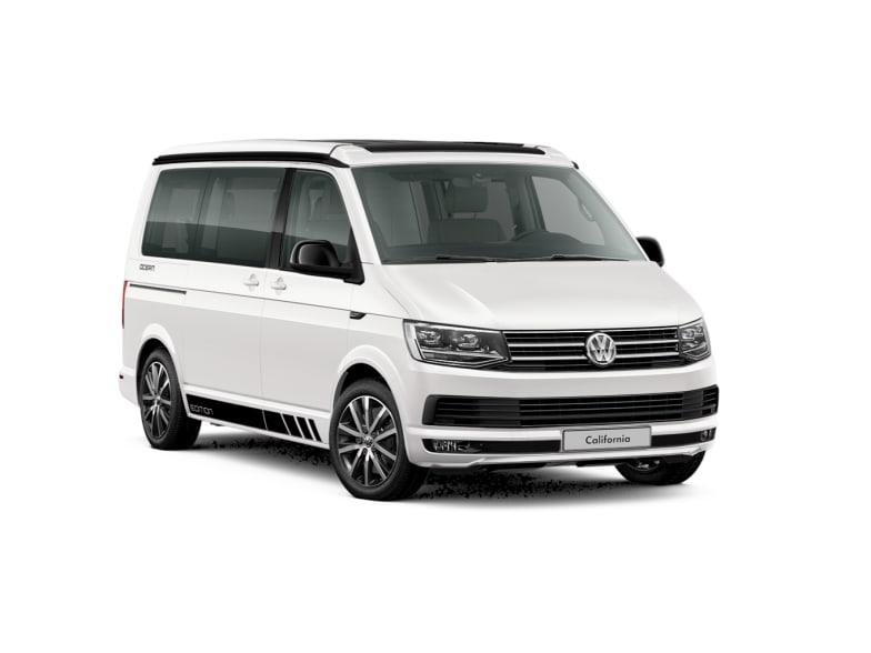 New Volkswagen The New California | Marshall