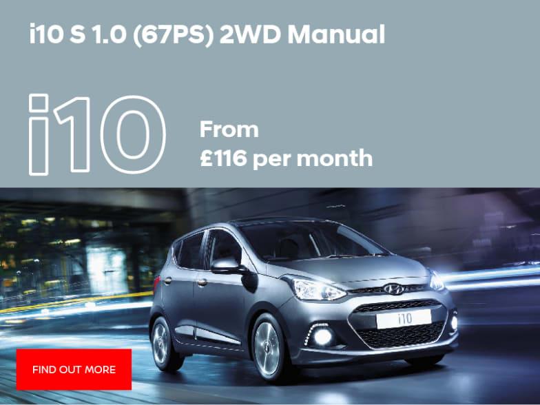 New Hyundai i10 | Workington, Cumbria | J Edgar & Son Hyundai