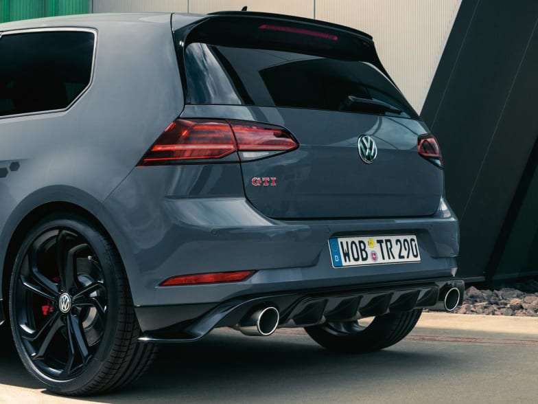 The Latest Release Of The Golf Gti Range The Gti Tcr Sytner Group Limited