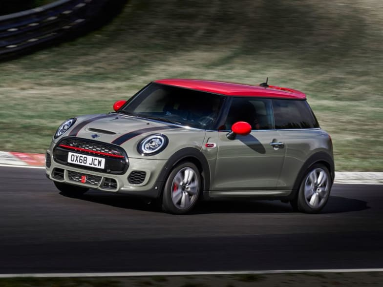 mini jcw john cooper works 2019 hatchback 3 door | nw england