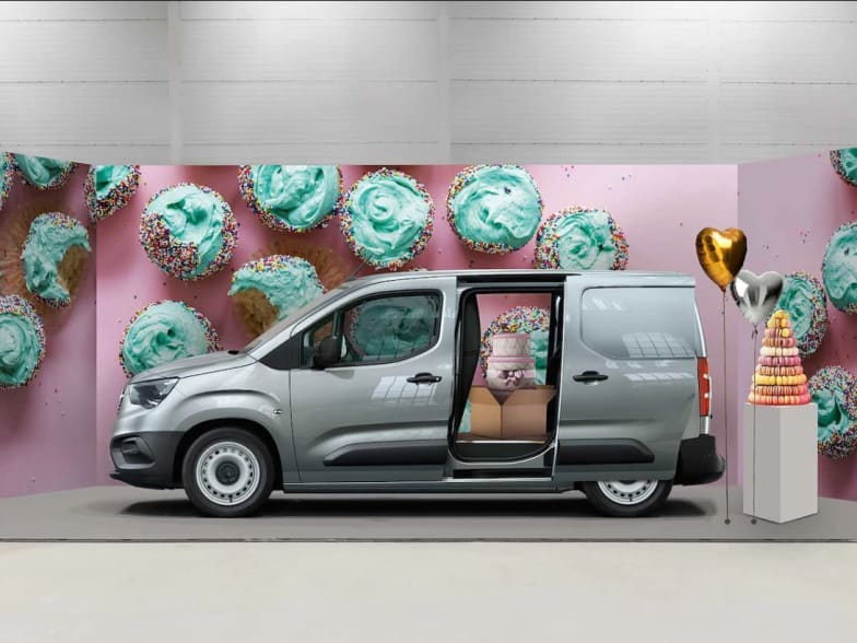 New Vauxhall Combo Cargo | Marshall Vauxhall Vans