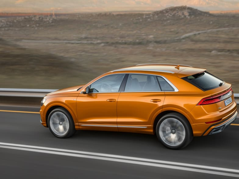 New Audi Q8 For Sale Flexible Finance Available Swansway Audi