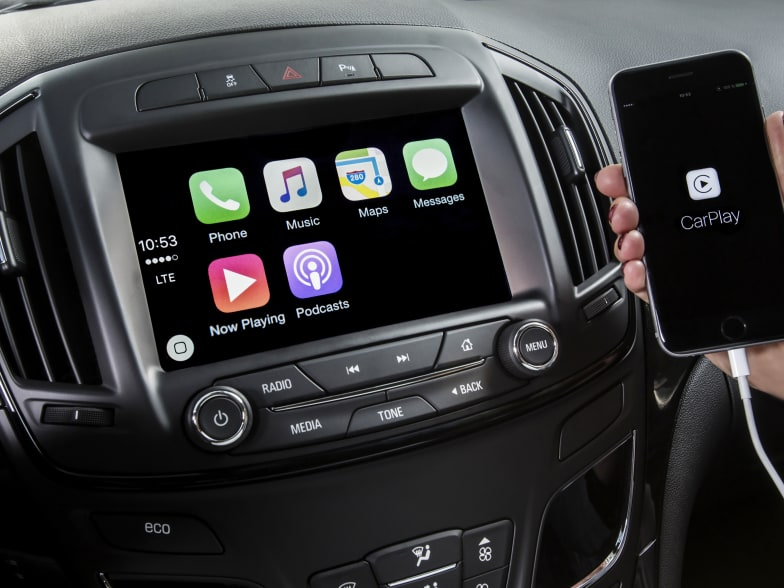 Vauxhall Extends Apple Carplay and Onstar Tech to Insignia | Smiths
