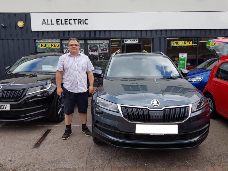5 Customer Service At All Electric Garages Kings Heath škoda