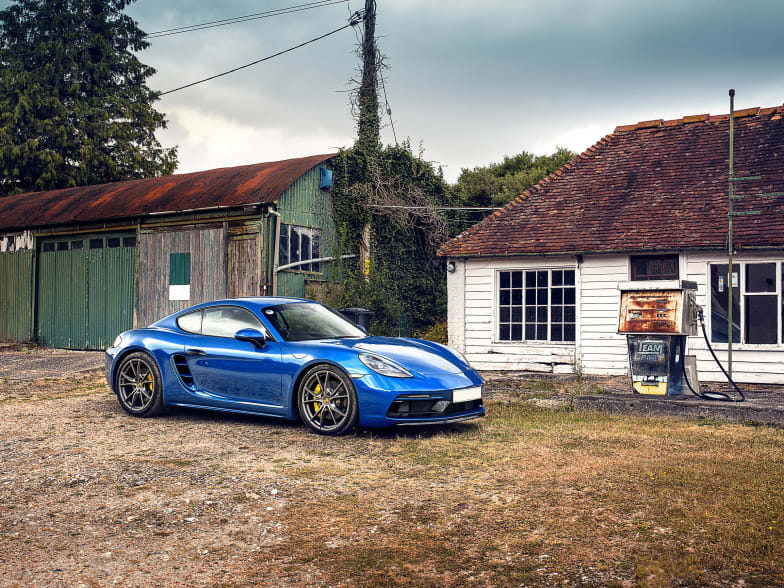 Taking the Long Route in Porsche's 718 Cayman GTS