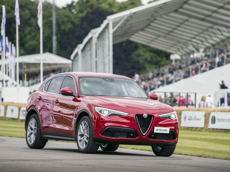 alfa romeo releases uk pricing and specification for new stelvio