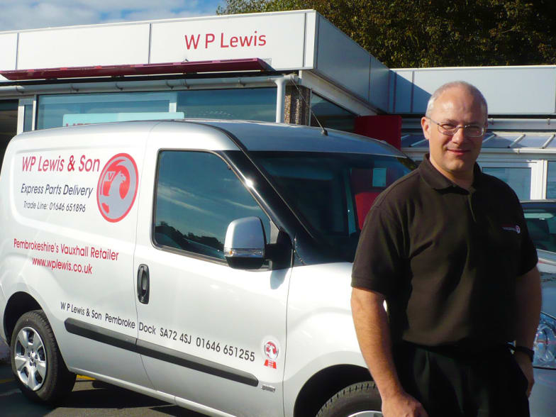 W P Lewis And Son Parts Team Opens Ebay Shop W P Lewis And Son