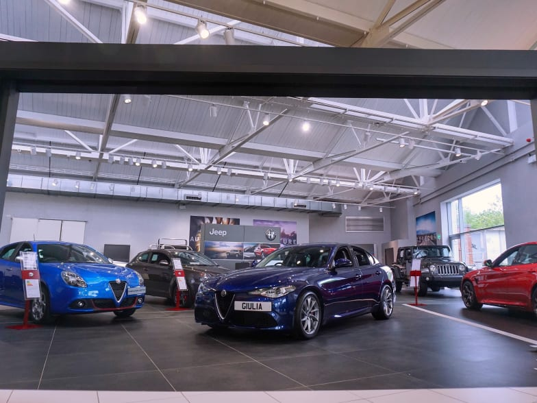 New Used Cars In Leicester Sturgess Motor Group