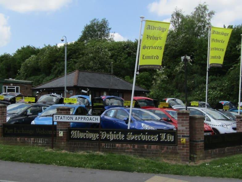 Contact Us In Andover Aldridge Vehicles