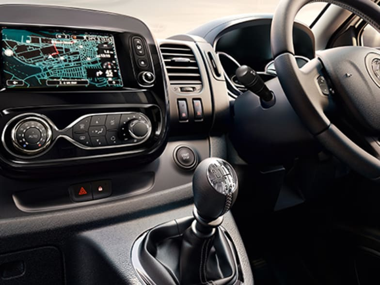 aba65d1276 Vauxhall Vivaro Interior