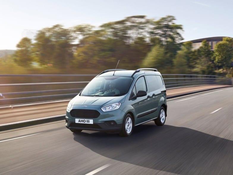 New Transit Courier | Desmond Motors