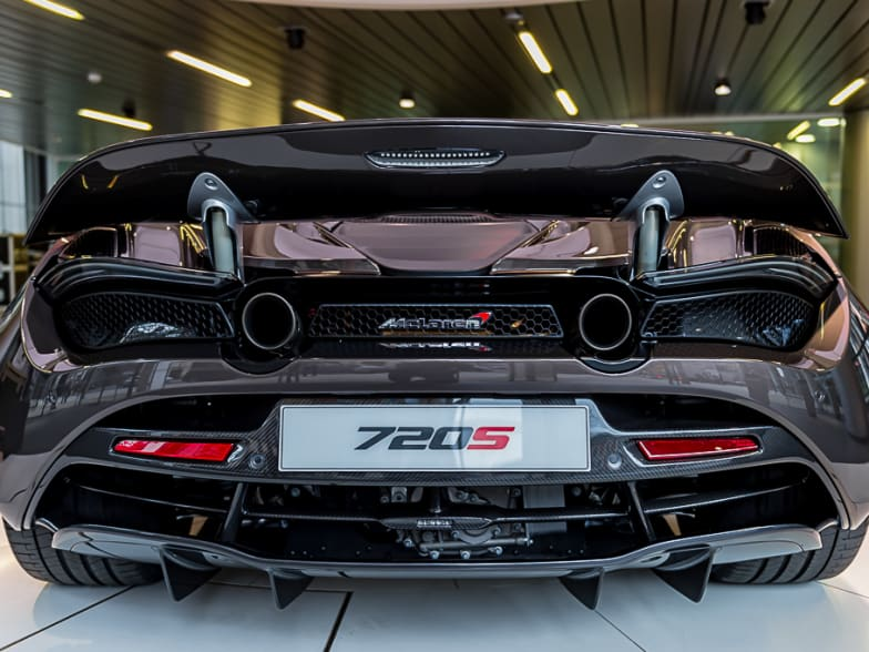 McLaren 720S lands at McLaren London | Jardine Motors McLaren